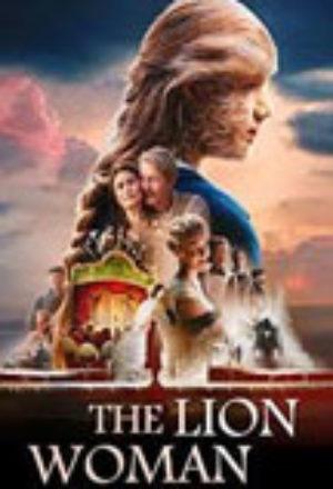 lion woman slider