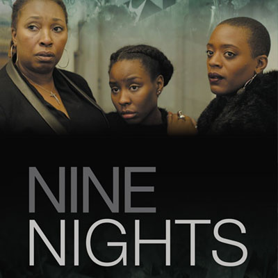 ARHYN DESCY SCORED NINE NIGHTS NOW ON RELEASE IN THE US
